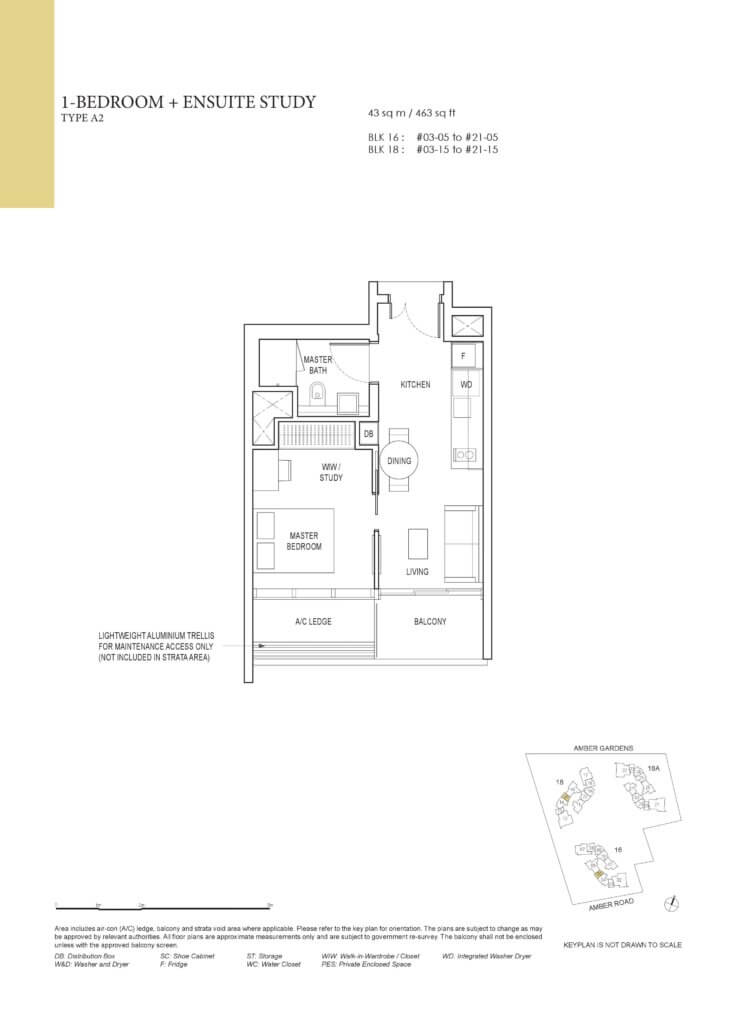 amber_park_floor_plan_1_bedroom_ensuite_study_type_a2