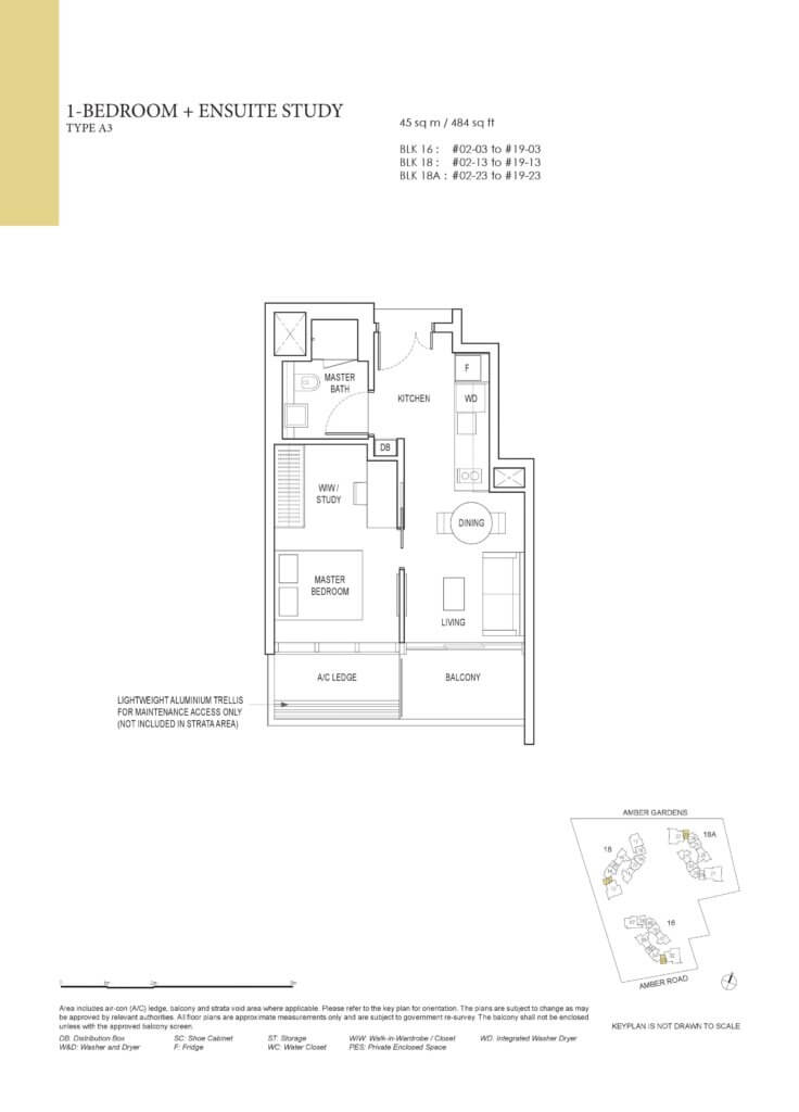 amber_park_floor_plan_1_bedroom_ensuite_study_type_a3