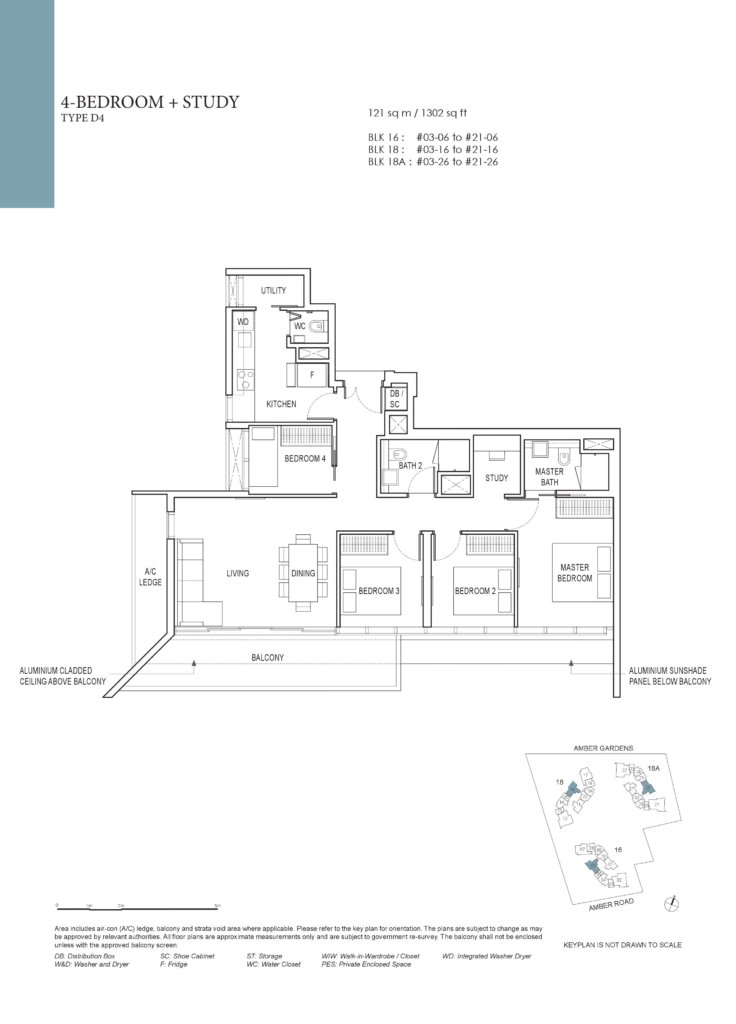 amber_park_floor_plan_4_bedroom_study_type_d4